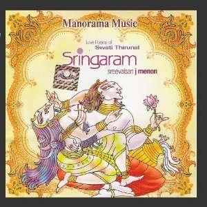 Sringaram: Sreevalsan J Menon, Edappally Ajith Kumar: Music