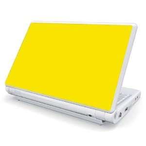 Dell Mini 1010 / 10v Netbook Skin   Simply Yellow