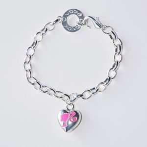 Pink Barbie Girl Bracelet