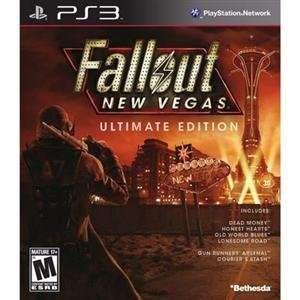 12592 Fallout New Vegas Ultimate Edition PS3: Electronics