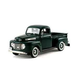 1948 Ford F 1 Pickup Truck Green 1/32 Toys & Games