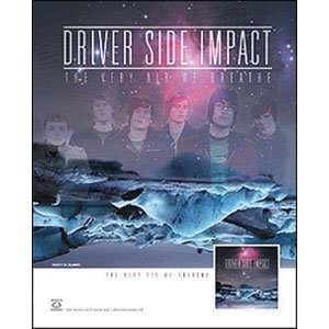 Driver Side Impact   Posters   Limited Concert Promo: Home