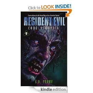 Code Veronica No.6 (Resident Evil) S.D. Perry  Kindle