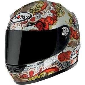 Suomy Vandal Actuality Helmet   Small/Actuality