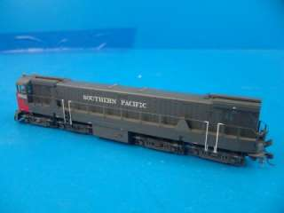 Athearn HO Scale U50 Southern Pacific Locomotive model Train Diesel