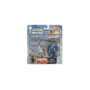 Star Wars Yoda Deluxe figure   Force Powers Toys & Games
