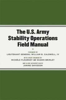 Army/Marine Corps Counterinsurgency Field Manual by United States Army