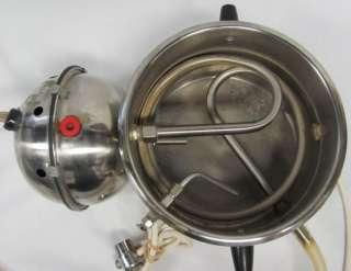 Electron Water Distiller Stainless Steel