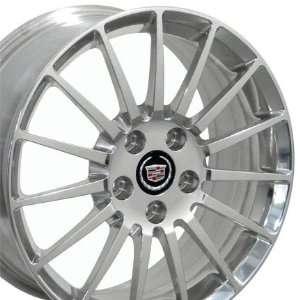 XLR 4639 Wheel Fits Cadillac  Polished 18x8 Automotive