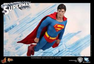 Superman Sideshow HOT TOYS Collectible Comic Action Figure 1/6