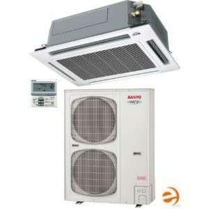 Recessed Cassette Heat Pump Air Conditioner   48,000