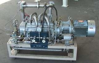 Rotary Vacuum Pump 5 hp 1.15 M3/sec 0.09 Torr UG TRB325