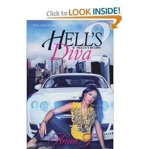 Hells Diva II (Hells Diva II) (9781617933172): Anna J: Books