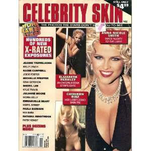 Jodie Foster, Anna Nicole Smith, Cameron Diaz: Celebrity Skin: Books