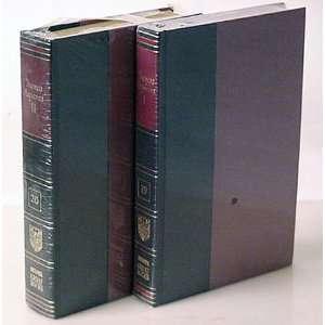 Aquinas I & II Set (Britannica Great Books No. 19 & 20) (Great Books