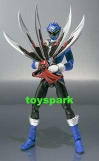 Figuarts Kaizoku Sentai Gokaiger 3 GOKAI RED +BLUE +GREEN GOKAI w