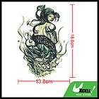 Mermaid Print Car Truck Boat Sticker Graphic Decal