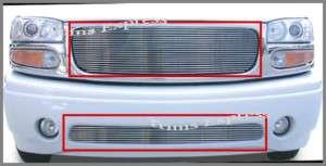 2001 2006 GMC Yukon Denali Billet Grille Combo 2005