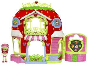 BARNES & NOBLE  Strawberry Shortcake Market Playset by Hasbro