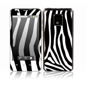 Zebra Print Design Decorative Skin Cover Decal Sticker for LG T mobile