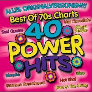 Hits Best of 70s Charts 40 Power Hits Best of 70s Charts Music