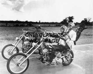 HARLEY DAVIDSON MOTORCYCLE USA CHOPPER EASY RIDER PHOTO