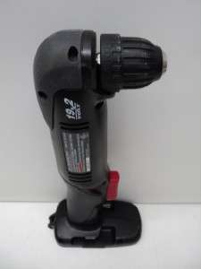 CRAFTSMAN 19.2 VOLT 3/8 CORDLESS RIGHT ANGLE DRILL DRIVER (TOOL ONLY