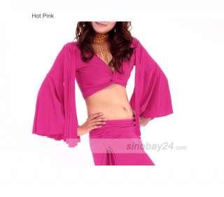 C91614 Women Tribal belly dance costume top Dress