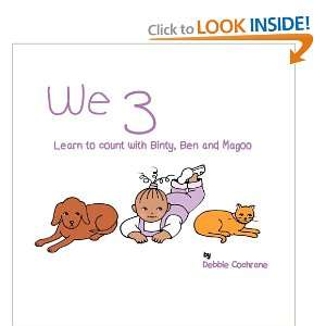 We 3 Learn to Count with Binty, Ben and Magoo (Volume 1