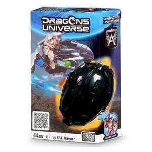 Dragons Universe Mega Bloks Set #95124 Raven Toys & Games