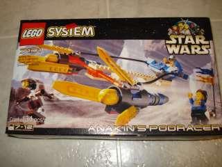 Lego 7131 Star Wars Anakins Podracer Set #2 *SEALED*