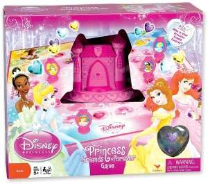 Disney Princess Friends Forever Board Game by Cardinal Industries