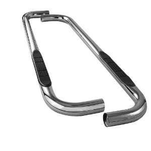 Toyota Prerunner 2/4WD 3 Stainless Chrome Side Step Bar Automotive