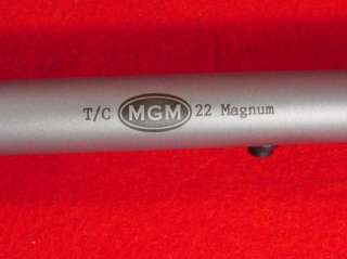 Contender Custom Shop MGM 24 Stainless 22 Magnum Mag Rifle Barrel