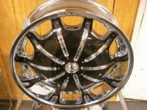 24 INCH RIMS AND TIRES WHEELS 6 LUG READY2ROLL 557 PKG