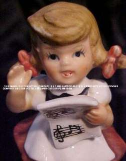 VINTAGE HAND PAINTED LEFTON CHINA FIGURINES TWDO2539