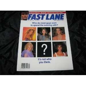 Fast Lane Magazine (Heather Locklear , Christie Brinkley