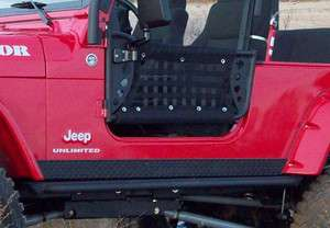 Body Armor 4x4 JEEP Trail Doors 97 06 TJ Wrangler / Unlimited