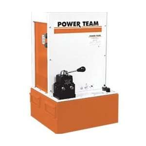 Ton Electric Hydraulic Pump   Double Acting PQ604 Home Improvement