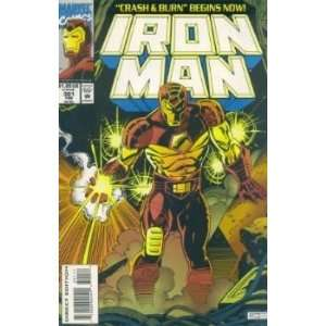 Iron Man, Vol. 1, No. 301, Feb 1994 John Byrne Books