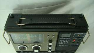 VINTAGE WORLDSTAR MULTI BAND RADIO RECIEVER MG 6000 SHORTWAVE RADIO