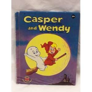 Casper the Friendly Ghost and Wendy the Good Little Wtich Books