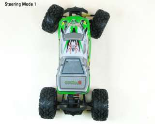 RC 18 EP RTR Basilisk Rock Crawler (HBX) Truck