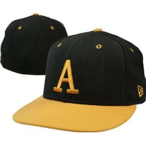 Army Black Knights Fitted 5950 Wool Cap
