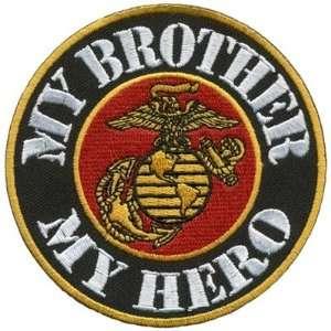 USMC Marine Corps VET Embroidered Biker Vest Patch!!: Everything Else