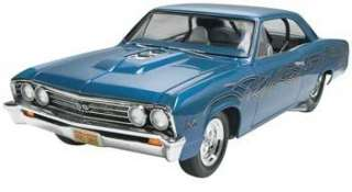 REVELL 85 4923 1967 CHEVELLE PRO STREET Model Kit APRIL GMS CUSTOMS