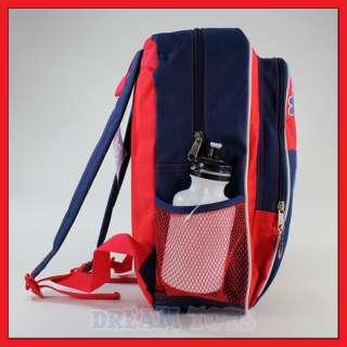 16 Disney Winne the Pooh Red Backpack Boys Bag School