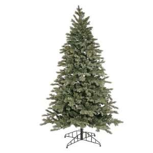 com Vickerman Blue Balsam Fir Pre lit Christmas Tree Home & Kitchen