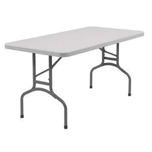 FOOT, 6 FOOT, 8 FOOT DURABLE BANQUET CONFERENCE INDOOR OUTDOOR TABLE