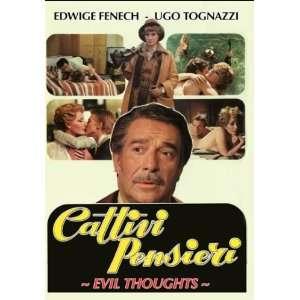 Evil Thoughts (Cattivi Pensieri)   Edwige Fenech   DVD